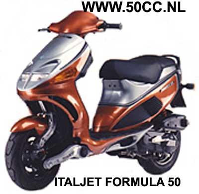Italjet FORMULA 50 onderdelen