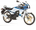 Kawasaki AR 125LC onderdelen