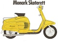 Mcb 1264 SKOTERRETT (HUSQVARNA ENGINE) onderdelen