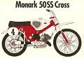Mcb 50SS CROSS onderdelen