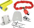 Zundapp 517-35LA  GTS50 4 SPEED Accessoires