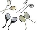 Zundapp 517-35LA  GTS50 4 SPEED Spiegels