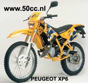 Peugeot XP6 onderdelen