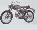 Puch MC 50 KF  MOTO-CROSS 1965 onderdelen
