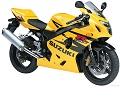 Suzuki GSX-R 600 parts