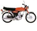 Suzuki A50P onderdelen