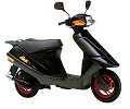 Suzuki ADRESS / AH50 / AP50 onderdelen