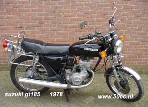 Suzuki GT185 parts
