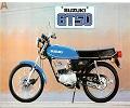 Suzuki GT50 parts