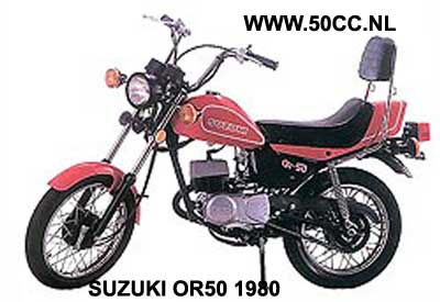 Suzuki OR50 parts