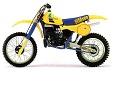 Suzuki RM500SM onderdelen
