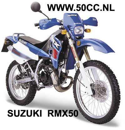 Suzuki RMX50 onderdelen