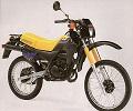 Suzuki TS50X parts