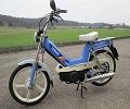 Yamaha ME50 BLASTER (MOPED) onderdelen
