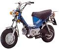 Yamaha CHAPPY LB50 onderdelen