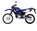Yamaha DT125R onderdelen