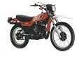 Yamaha DT250MX onderdelen