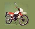 Yamaha DT50MX onderdelen