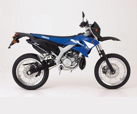 Yamaha DT50SM onderdelen