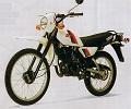 Yamaha DT80MX onderdelen