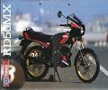 Yamaha RD50MX onderdelen