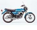 Yamaha RD125 AC onderdelen
