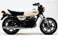 Yamaha RD400 AC onderdelen