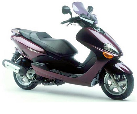 Yamaha SKYLINER 125 onderdelen