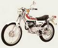 Yamaha TY50 onderdelen