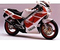 Yamaha TZR 250 onderdelen
