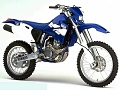 Yamaha WR400F onderdelen