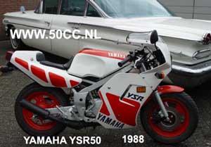 Yamaha YSR50 onderdelen