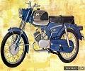 Zundapp 517-10 KS50 1968 3 SPEED onderdelen