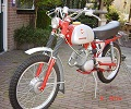 Zundapp GS50/CROSS 5 SPEED onderdelen