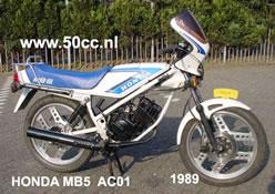 Honda MB 5 AC 01