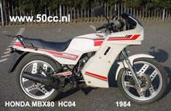 Honda MBX 80 HC 04