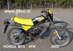 Honda MT 5 4TK