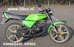 Kawasaki AR80 A