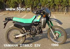 Yamaha DT 80 LC 53V