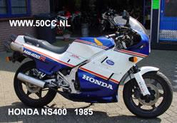 Honda NS 400 '85