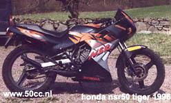 Honda NSR 50 Tiger