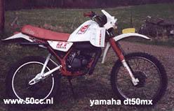 Yamaha DT 50 MX