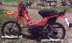 Yamaha Sting