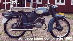 Zundapp Super Combinette