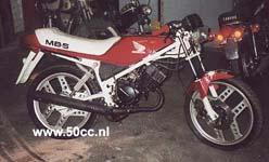 Honda MB 80