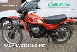 Yamaha DT 250 MX 1R7