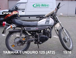 Yamaha Enduro 125 (AT2)
