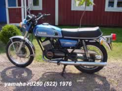 Yamaha RD 250 (522)