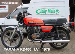 Yamaha RD 400 1A1