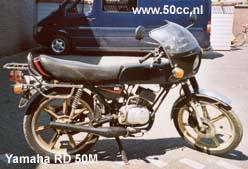Yamaha RD50M